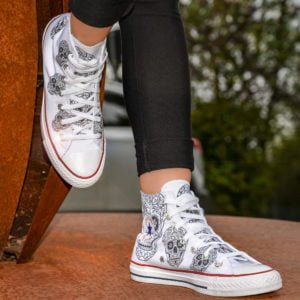 Converse All Star Personalizzate Slim Archivi Make Your Shoes